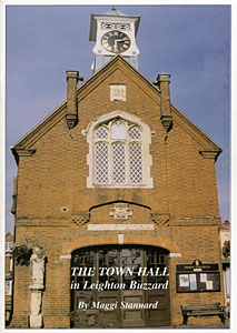 The Town Hall in Leighton Buzzard