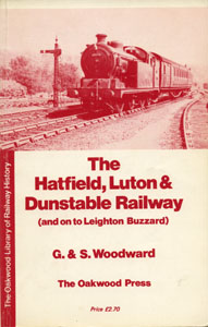The Hatfield, Luton & Dunstable Railway (and on to Leighton Buzzard)