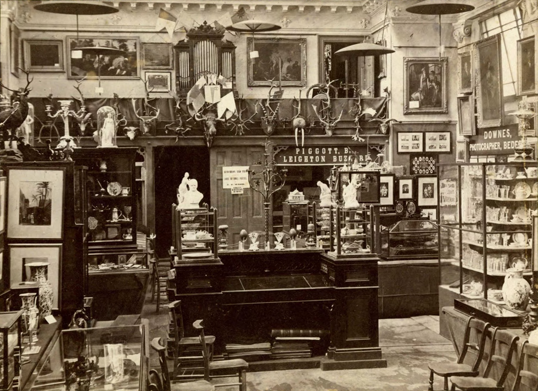 1875 Exhibition Photo