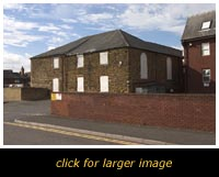 former Hockliffe Street Methodist Chapel, Leighton Buzzard