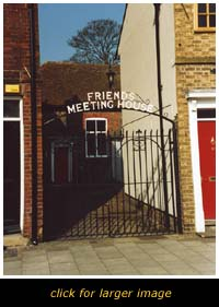 Friends' Meeting House, North Street, Leighton Buzzard