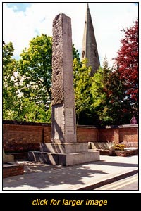 Church Square War Memorial